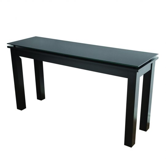 Plateau SL Series TV Stand Accent Table BLACK