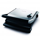 Breville BGR200XL Stainless Steel Panini Grill