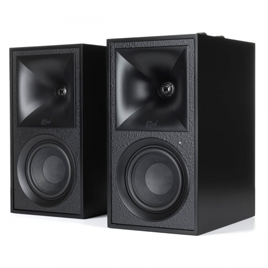 Klipsch THE FIVES Powered Speakers with HDMI and ARC SPEAKER (Pair) BLACK