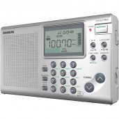 Sangean ATS-405 Short Wave World-Band FM-Stereo/AM Receiver