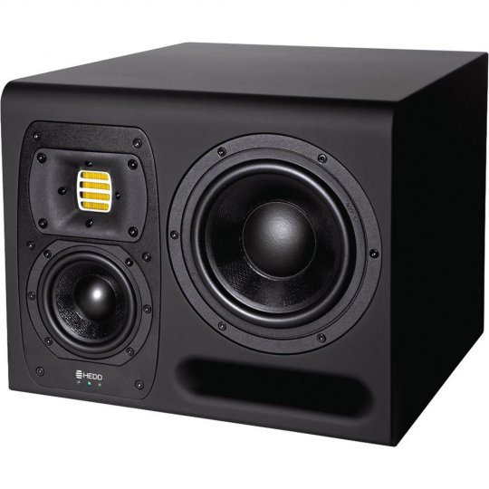 HEDD Type 20 Professional Studio Monitor Powered Speaker (RIGHT) BLACK