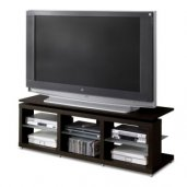 TechCraft CR60HW 60-Inch Wide Flat Panel TV Stand WENGE
