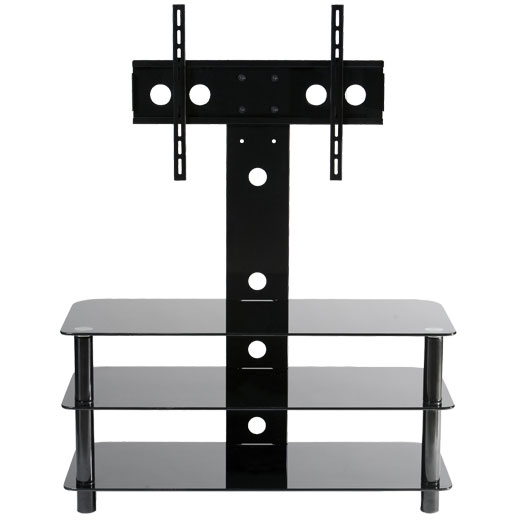 Everik EverStyle ES-74B Glass on Metal Plasma Suspension Stand