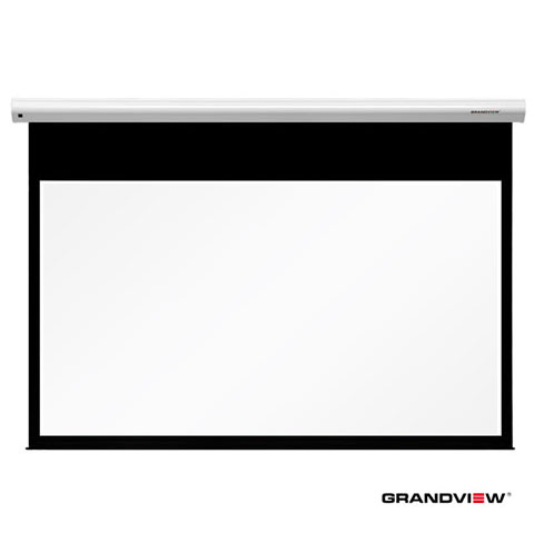 "Grandview CB-MIR 200"" Integrated Cyber Motorized Projector Screen 16:9"