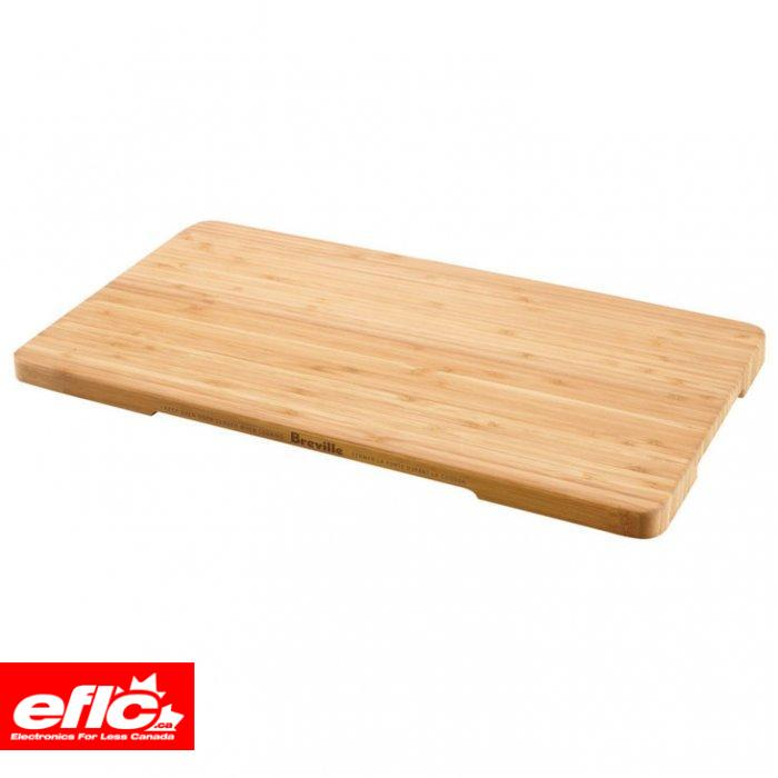 Breville Bamboo Cutting Board Accessory For Bov800xl
